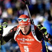 Männer-Staffel in Finnland auf drittem Platz (Foto)