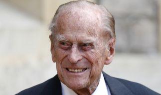 Prinz Philip soll regelrecht von Ufos besessen sein. (Foto)