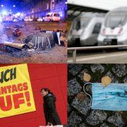 Neue Gesetze zum 01.12.: Lockdown, verkaufsoffener Sonntag, Böllerverbot (Foto)