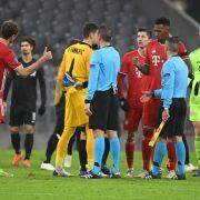So schlugen sich Bayern München und Mönchengladbach (Foto)