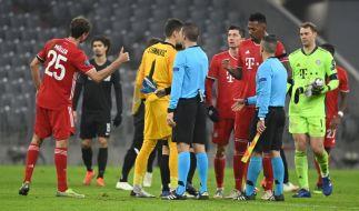 Der FC Bayern München besiegte RB Salzburg am 4. Spieltag der Champions League. (Foto)