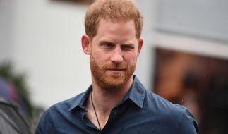 Prinz Harry und seine Frau haben ihr zweites Kind verloren. (Foto)