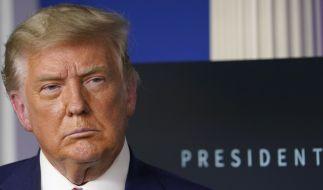 Droht ein Dritter Weltkrieg nach Donald Trumps Wahl-Niederlage? (Foto)