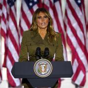 Fiese Klatsche! Wollte die Donald Trumps Frau DAMIT ihr Image aufpolieren? (Foto)