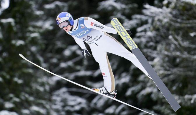 Nordische Kombination Weltcup 2020/21