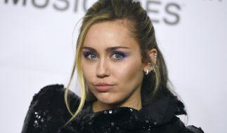 Miley Cyrus lässt für ihr neues Album die Hüllen fallen. (Foto)
