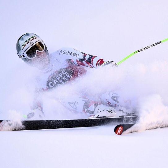 Skirennfahrer Schmid Neunter in Santa Caterina (Italien) - Sieg an Odermatt (Foto)