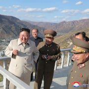Landminen, Hinrichtung, Schießbefehl: So will der Diktator Corona-Infizierte stoppen (Foto)