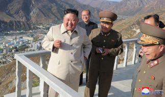 Kim Jong-un hat seine Hauptstadt abriegeln lassen. (Foto)