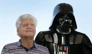David Prowse ist tot. (Foto)