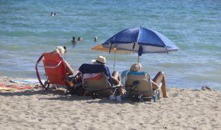 Urlaub am Strand ist auch während der Corona-Krise nicht unmöglich. (Foto)