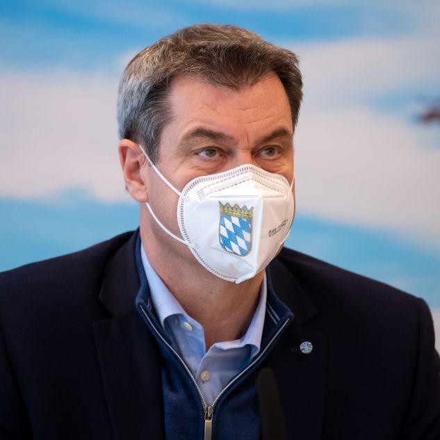 Söder sagt noch längeren Lockdown im TV voraus (Foto)