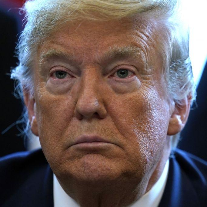 Was will Trump verbergen? US-Präsident will UFO-Enthüllung verhindern (Foto)