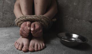 Vier Monate lang wurden die Kinder gefoltert, gefesselt und missbraucht. (Foto)