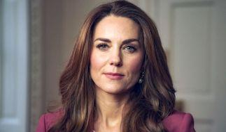 Kate Middleton gewährte einen intimen Blick in ihr Familienleben. (Foto)