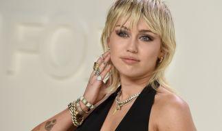 Miley Cyrus zählt nicht zu den Frostbeulen. (Foto)