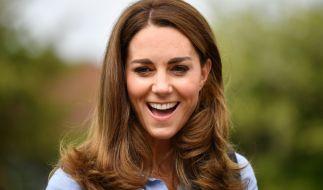 Kate Middleton soll Gerüchten zufolge Zwillinge erwarten. (Foto)