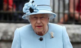 Queen Elizabeth II. hat nun nur noch einen Hund. (Foto)