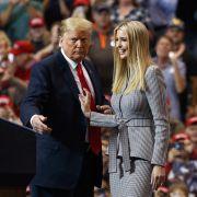Nach Ivanka Trump! US-Präsident will DIESEN Mörder begnadigen (Foto)