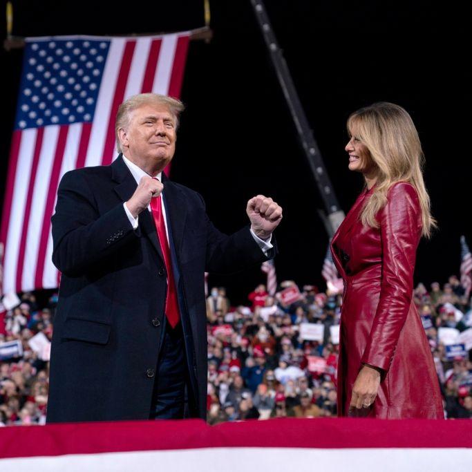 US-Präsident macht rätselhafte Ankündigung für 2024 (Foto)