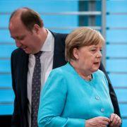Lockdown-Verschärfung noch vor Weihnachten! Merkel zieht Konsequenzen (Foto)