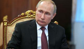 Wladimir Putin sorgte 2020 für einige Schlagzeilen und das nicht nur seine Politik betreffend. (Foto)