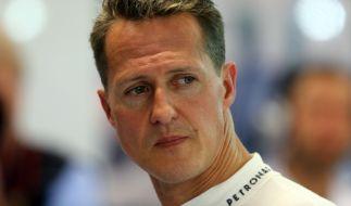 Zum Gesundheitszustand von Michael Schumacher gab es 2020 keine neuen Informationen. (Foto)