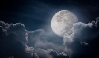 2021 dürfen sich Astro-Fans auf eine Partielle Mondfinsternis freuen. (Foto)