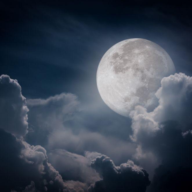 Partielle Mondfinsternis! DIESESAstro-Spektakel darf man nicht verpassen (Foto)