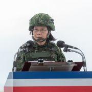 Angst vor Drittem Weltkrieg! Taiwan rüstet massiv auf (Foto)