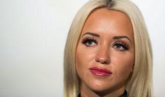 Instagram-Blondine Cathy Lugner hat es perfektioniert, ihren Fans mit sexy Fotos den Blutdruck in die Höhe zu jagen. (Foto)