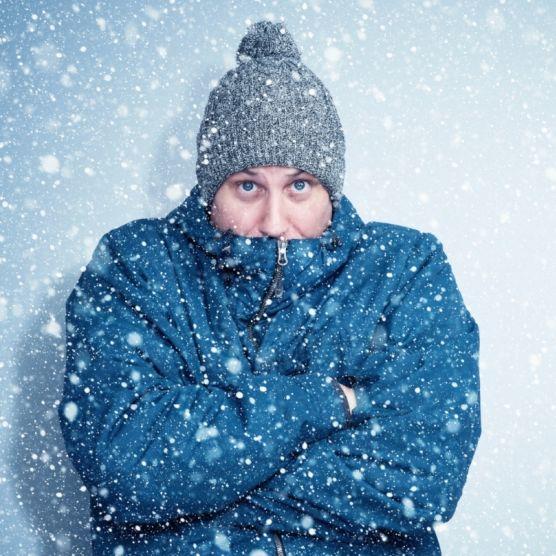 Bis zu -52 Grad! Rollt die sibirische Kältepeitsche jetzt auf uns zu? (Foto)