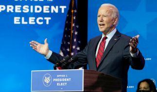 US-Präsident Joe Biden möchte einen umstrittenen Minister einsetzen - nicht jedes Parteimitglied ist damit einverstanden. (Foto)
