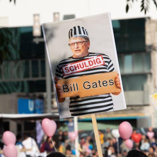Wird jetzt ALLES wieder gut? Bill Gates nennt Zeitpunkt für Pandemie-Ende (Foto)