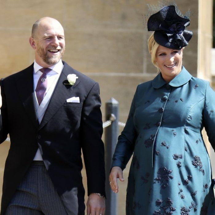 Baby-Überraschung zu Weihnachten! Queen Elizabeth II. wird wieder Uroma (Foto)