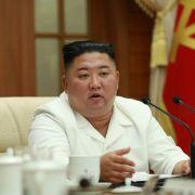 Kims Atomwaffen-Horror geht weiter, wenn sich Joe Biden nicht ändert (Foto)