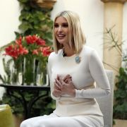"""""""Bereit für den Knast!"""" Präsidententochter erntet Spott für Oval-Office-Foto (Foto)"""