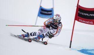 Im alpinen Ski-Weltcup müssen sich die Damen am 12. und 13. Dezember 2020 in der Disziplin Riesenslalom in Courchevel beweisen. (Foto)