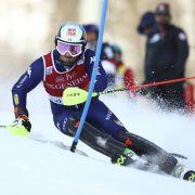 Slowene Cater gewinnt sensationell erste Weltcup-Abfahrt in Val d'Isère (Foto)