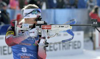 Die Skijägerinnen gehen vom 18. bis 20. Dezember im österreichischen Hochfilzen an den Start, um im Biathlon-Weltcup 2020/21 wertvolle Wertungspunkte zu ergattern. (Foto)