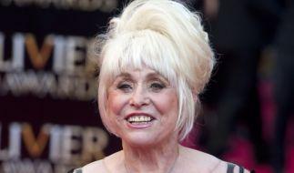 Fans trauern um Barbara Windsor. Die Schauspielerin verstarb im Alter von 83 Jahren. (Foto)