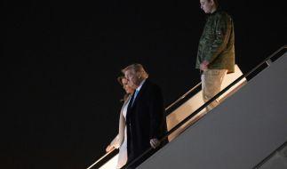 Auf Barron Trump warten große Veränderungen. (Foto)