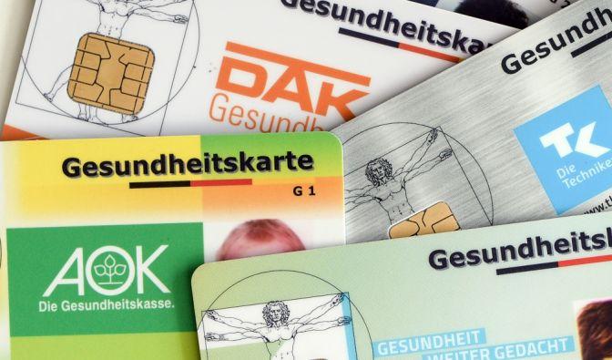 Krankenkassen in Deutschland aktuell
