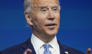 Joe Biden wird für die Wahl seines Kabinetts kritisiert. (Foto)