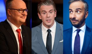 Auf beliebte TV-Gesichter wie Oliver Welke, Markus Lanz oder Jan Böhmermann muss das Publikum zum Jahresende 2020 aufgrund der Weihnachtspause verzichten. (Foto)