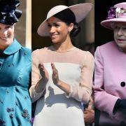 Abgetaucht, schwanger, eingesperrt! DAS waren die Royals-News der Woche (Foto)