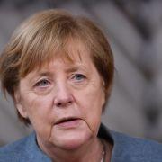 Lockdown-Ende wackelt! Diese verschärften Corona-Regeln fordert Merkel (Foto)