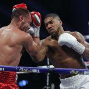 Joshua bleibt Weltmeister! KO-Sieg in der 9. Runde (Foto)