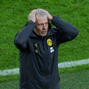 BVB bestätigt Trennung von Trainer Lucien Favre (Foto)