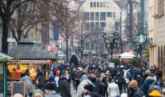 Stürmen Verbraucher kurz vorm Lockdown den Einzelhandel? (Foto)